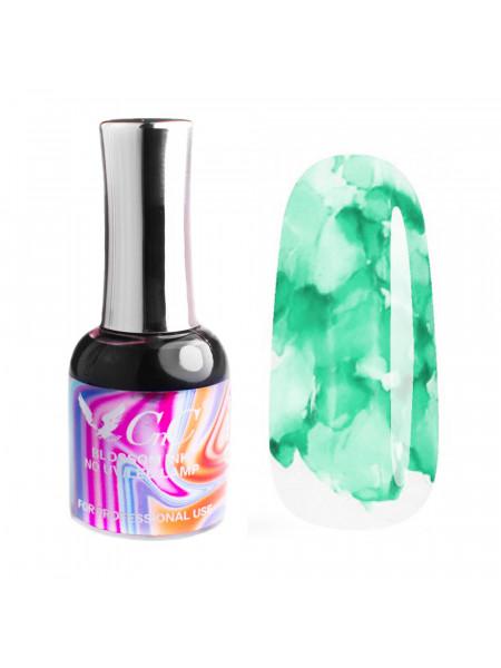 """Акварельные капли для дизайна ногтей """"Blossom INK"""" №21"""
