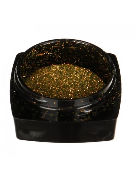 Втирка для ногтей Deluxe glitter №013