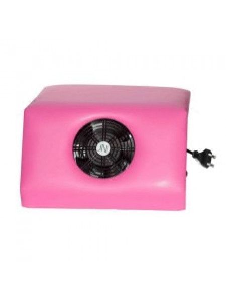 JN Пылесос на маникюрный стол SD-39 розовый большой (работает мощнее 31вт)