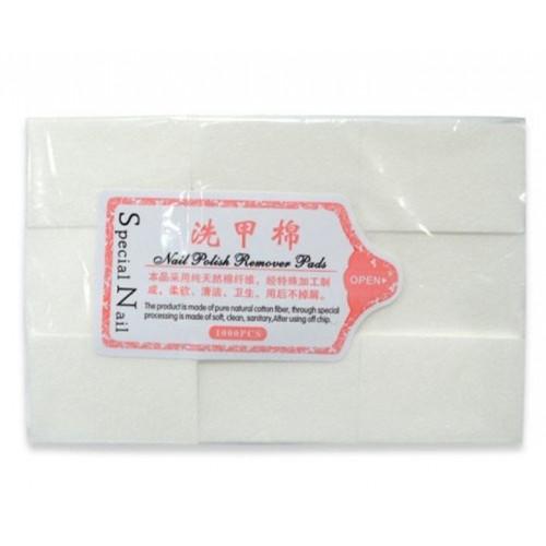 Салфетки безворсовые (Твердые) уп.900 шт