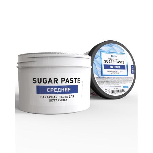 Сахарная паста для шугаринга «Sugar» (550 г.) средняя в Курске