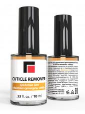 Средство для удаления ороговевшей кожи «Сuticle remover «Мёд» 10 мл. MILV